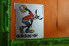 Details about Alter Aufkleber Sport Kleidung Schuhe ADIDAS Handball Walt Disney Goofy