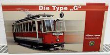 Wiener Straßenbahn Modell Type G von Halling, motorisiert, neu!