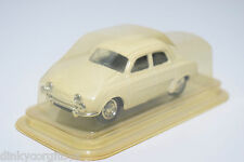 SOLIDO RENAULT DAUPHINE CREAM MINT BOXED