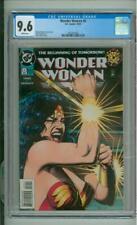 Wonder Woman #0 CGC 9.6 Beginning Of Tomorrow 1994