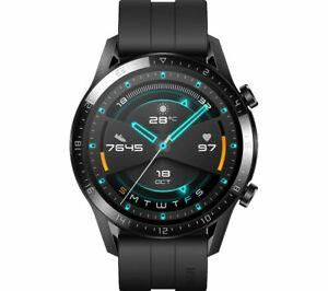 HUAWEI Watch GT 2 Sport - 46 mm Matte Black - Currys