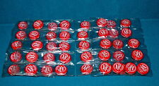 "Scarce! SNAPPLE ""The Joke's on Us"" BOTTLE CAPS lot of 42 @ Comic Relief 1999"
