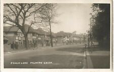 Palmers Green. Powis Lane.