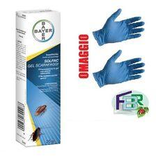 Solfac Gel Bayer 20g insetticida scarafaggi blatte
