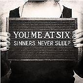 You Me at Six - Sinners Never Sleep (+DVD, 2011)
