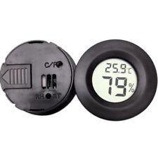 Igrometro con termometro digitale per ambiente casa ufficio controllo umidità