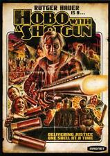 HOBO WITH A SHOTGUN - RUTGER HAUER - WIDESCREEN DVD - SHIPS NEXT DAY FAST