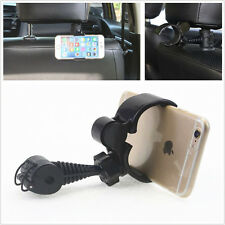 360° Ratating Car Seat Headrest Mount Holder For Smart Mobile Phone Universal(Fits: More than one vehicle)