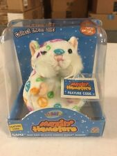 Webkinz Mazin' Hamsters Hope Soft Plush Animal With Online Code From Ganz
