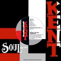 """TOWANA & TOTAL DESTRUCTION Wear Your Natural Baby NEW NORTHERN SOUL 45 (KENT) 7"""""""