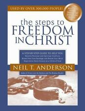 THE STEPS TO FREEDOM IN CHRIST - ANDERSON, NEIL T. - NEW BOOK