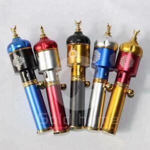 1x Popular Handheld Oudh Incense Pocket Bakhoor Burner Fragrance Pen Oud -UK