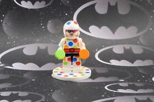 Lego Mini Figure The Batman Movie Polka Dot Man with 2-Sided Head from Set 70917