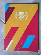 MTV EMA 2012 Programmheft Taylor Swift Heidi Klum Katy Perry Rita Ora RARITÄT