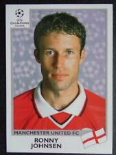PANINI LIGUE DES CHAMPIONS 1999-2000 - RONNY JOHNSEN (MANCHESTER UNITED) #124