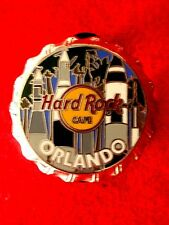 HRC hard rock cafe orlando Bottle Cap series 2005 Palm + rockets le500