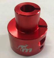 """Monorim GS01""""""""ROUGE""""""""adaptateur Xlock falcon et suspension monorim pour m365/pro"""