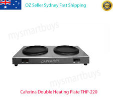 New Caferina Double Heating Plate THP-220 ** OZ Stock**
