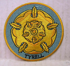 """Game of Thrones- TYRELL House Embroidered Patch- Size: 3""""- FREE S&H (GTPA-007)"""