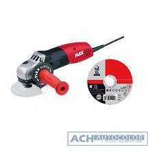 Flex Angle Grinder L 3410 Fr+25 x Atlas Cut-Off Wheel 125x1x22, 2 #296.007