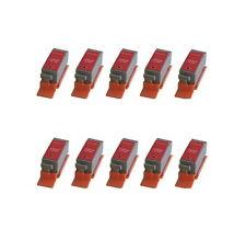 10 Ink Cartridges for Canon iP90 iP90V i80 i70 Printer BCI-15BK BCI15 Black
