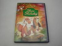 dvd Rox & Rouky    Disney Pixar n°29