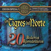 Herencia Musical - 20 Boleros Romnticos
