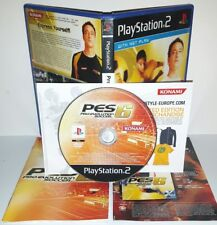 PRO EVOLUTION SOCCER 6 PES CALCIO - Ps2 Playstation Play Station 2 Gioco Game