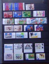 Netherlands 1995 1997 Commemorative issues Unicef Nobel Nature Bridges MNH