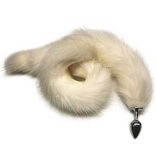 Plug Fox nale Coda Volpe Fox Tail Bondage Metallo Butt Sex_anal_Toy