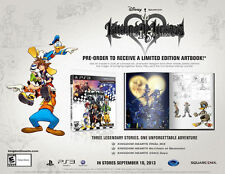 Kingdom Hearts HD 1.5 ReMIX - Limited Edition [PlayStation 3 PS3, Action RPG]