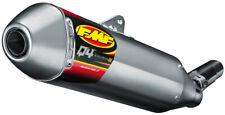 FMF Q4 Hex S/A Slip-On-Yamaha-YZ 250F-19-20 -  Dirtbike Exhaust