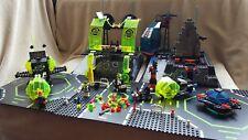 Lego sitio de lanzamiento Lunar 6959 y Alfa Centauri Outpost 6988 con instrucciones