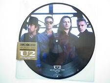 U2 Maxi 45Tours vinyle picture disc Red Hill Mining Town Disquaire Day 2017