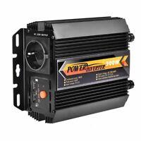 Convertisseur De Tension 300W Dc 12V Dc À 220V Ac Onduleur Voiture avec Tv C Q2V