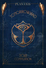 Tomorrowland 2018 – The Story Of Planaxis 3 cd box)