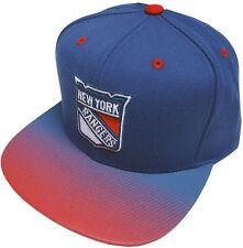 Mitchell & Ness New York Rangers stop on a Dime SnapBack cap nz57z tapa basecap