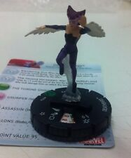 HeroClix Wolverine and the X-Men  #023a  DEATHBIRD  Marvel  RARE