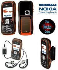 Nokia 5500 Sport Orange-Bronze (sans Simlock) 2MP Radio Bluetooth comme Neuf Ovp