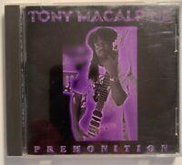 Tony MacAlpine - Premonition CD 1994 Shrapnel VG