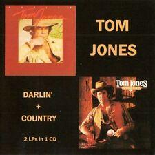 Tom Jones - Darlin' + Country CD
