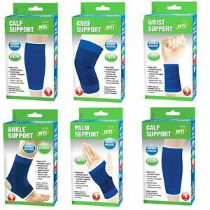 Support Bandage Knee Ankle Elbow Wrist Compression Elastic Arthritis Wrap Straps