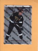 MIKE MODANO 1996 97 LEAF PREFERRED STEEL # 28 STARS **UNPEELED ** FREE SHIPPING