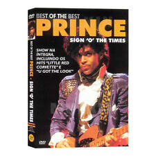 Prince: Sign O 'O' ( of ) The Times DVD - (*Keep / Hard Case *New *All Region)