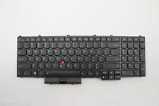 Lenovo ThinkPad keyboard US QWERTY backlighted P50 / P70 - FRU 00PA370 - NEW