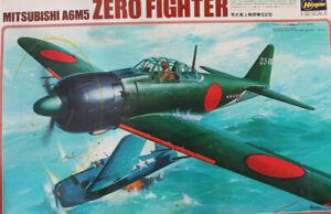 HASEGAWA 1/32 Mitsubishi A6M5 Zero