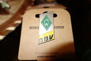 SV Werder Bremen  Pin - DBV