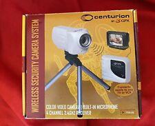 Gpx CenturionWireless Security Camera System New In Box