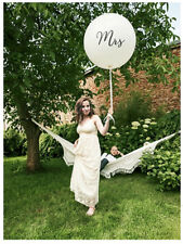LOVE IS IN THE AIR Riesen Luftballon Hochzeit/Durchmesser 1m Photo Booth Bilder