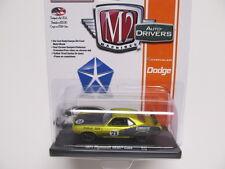 M2 Auto-Drivers Series Antifreeze 1971 Plymouth Hemi Cuda w/ Rubber Tires